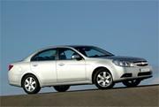 Essai Chevrolet Epica LT 2.0 essence et gaz BVM6 - 143cv