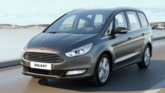 Ford Galaxy 2015 : Le transporteur