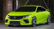 Honda Civic Concept, la 10e génération arrive