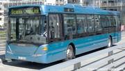 Des autobus hybrides diesel à l'éthanol