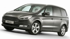 Le nouveau Ford Galaxy subitement dévoilé