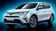 Le RAV4 rejoint le clan des hybrides Toyota