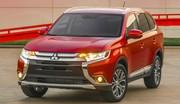 Le Mitsubishi Outlander restylé