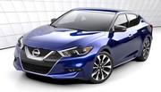 Nissan montre sa Maxima sous toutes les coutures
