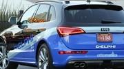 Voiture connectée: Delphi fait rouler l'Audi toute seule
