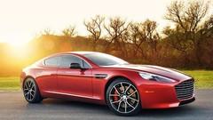 Une Aston Martin Rapide électrique en 2018