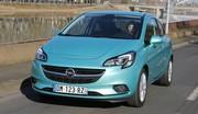 Essai Opel Corsa 5 E 1.0 Ecotec DiT 115 Cosmo 2015 : Ooooh La Corsa !