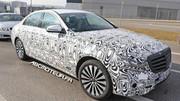 La prochaine Mercedes Classe E s'inspire de la Classe S