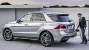 Mercedes GLE 500e hybride rechargeable