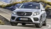 Mercedes-Benz GLE 2015 : prix à partir de 56.500 euros en France