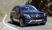 Les prix du Mercedes GLE
