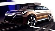 Salon de Shanghai 2015 : Un concept de SUV chez Honda