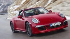 Essai Porsche Targa 4 GTS : missile sol-air