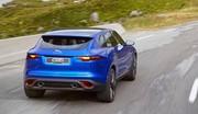 Jaguar : le F-Pace de série à Francfort