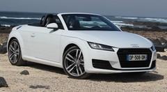 Essai Audi TT roadster : les TT à l'air