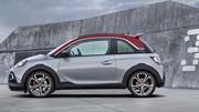 Opel Adam Rocks S : 150 ch pour la citadine baroudeuse