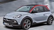 Opel Adam Rocks S : pas si sage !