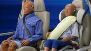 En Europe, plus d'1 personne sur 3 ne porte pas de ceinture de sécurité à l'arrière