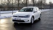 La VW e-Golf reine de l'électrique en Europe
