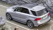Tarif : Mercedes GLE