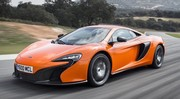 McLaren : bientôt une 650S hybride ?