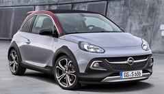 Opel Adam Rocks S : Le crossover urbain en tenue de sport