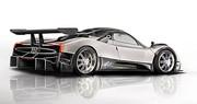 Pagani Zonda R : La Ferrari FXX dans le collimateur