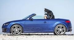 Essai Audi TT Roadster : le retour des beaux jours