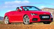 Essais Audi TTS 310 / TT Roadster 230 : de sérieux atouts pour séduire