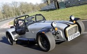 Caterham Seven 50th anniversary : Hommage à Colin Chapman