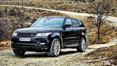 Essai du Range Rover Sport SDV6 Hybrid
