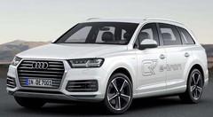 Le SUV hybride Audi Q7 e-tron pourra se recharger par induction