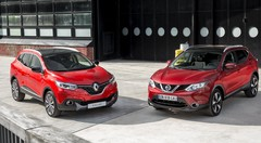 Nouveau Renault Kadjar 2015 VS Nissan Qashqai, premier match !
