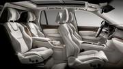 Volvo XC90 Excellence : La version pour les ambassadeurs