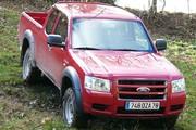 Essai Ford Ranger : une pointure de taille