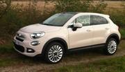 Essai Fiat 500X : elle n'a pas que du style