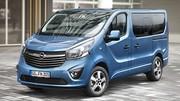 Opel Vivaro : davantage premium avec la finition Tourer Pack
