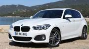 Essai BMW Série 1 restylée 118d M sport