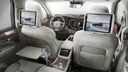 Volvo XC90 Excellence, luxe pour 4