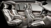 XC90 Excellence : La plus luxueuse de toutes les Volvo
