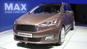 Ford C-Max et Grand C-Max 2 restylés : les tarifs