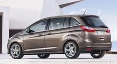 Ford Grand C-Max (2015) : les prix de la version restylée