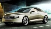 Volvo : la grande berline S90 vise le premium