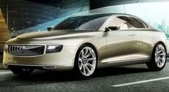 La future Volvo S90 pour contrer la Jaguar XF