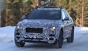 Le Jaguar F-Pace espionné en Suède