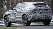 Jaguar F-Pace : Dernier séjour à la neige