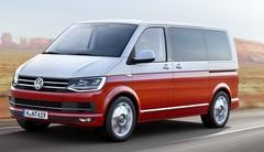 Volkswagen T6 : infos et photos du nouveau Transporter et Multivan
