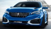 Peugeot 308 R Hybrid : 500 ch !