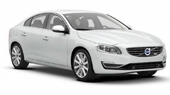Volvo S60 T6 : l'hybride rechargeable made in China