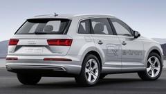 Après le Q7 e-tron diesel, Audi présente sa variante essence